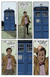 DOCTOR WHO ELEVENTH #14 art preview 2