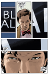 DOCTOR WHO ELEVENTH #14 art preview 3