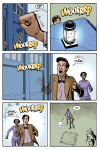 DOCTOR WHO ELEVENTH #14 art preview 4