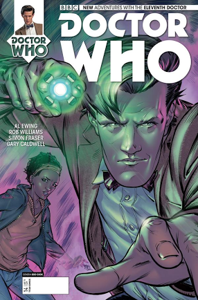 DOCTOR WHO THE ELEVENTH DOCTOR #14
