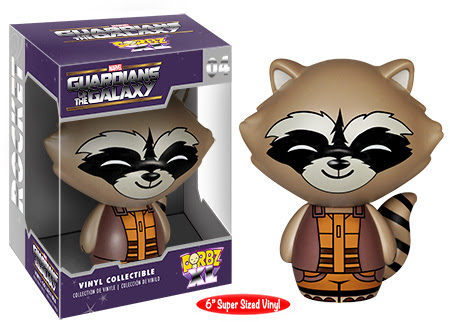 Dorbz XL Rocket Raccoon
