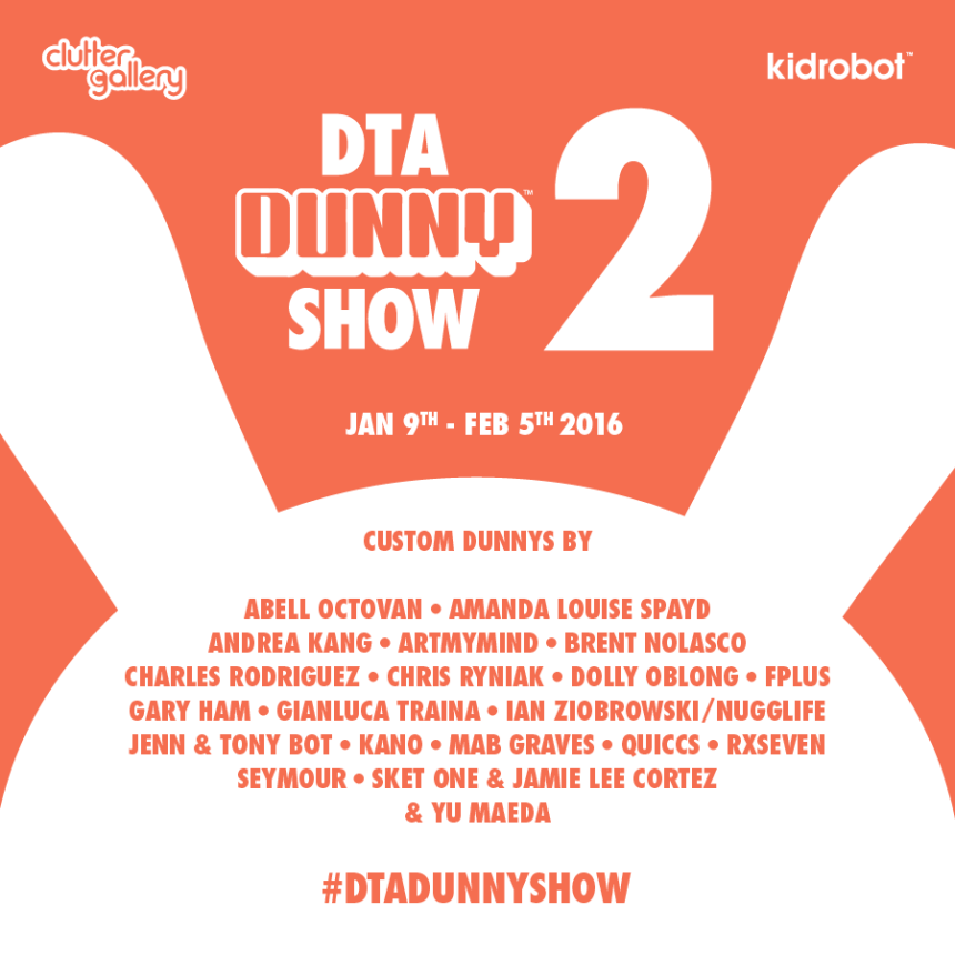 DTA Dunny Show 2