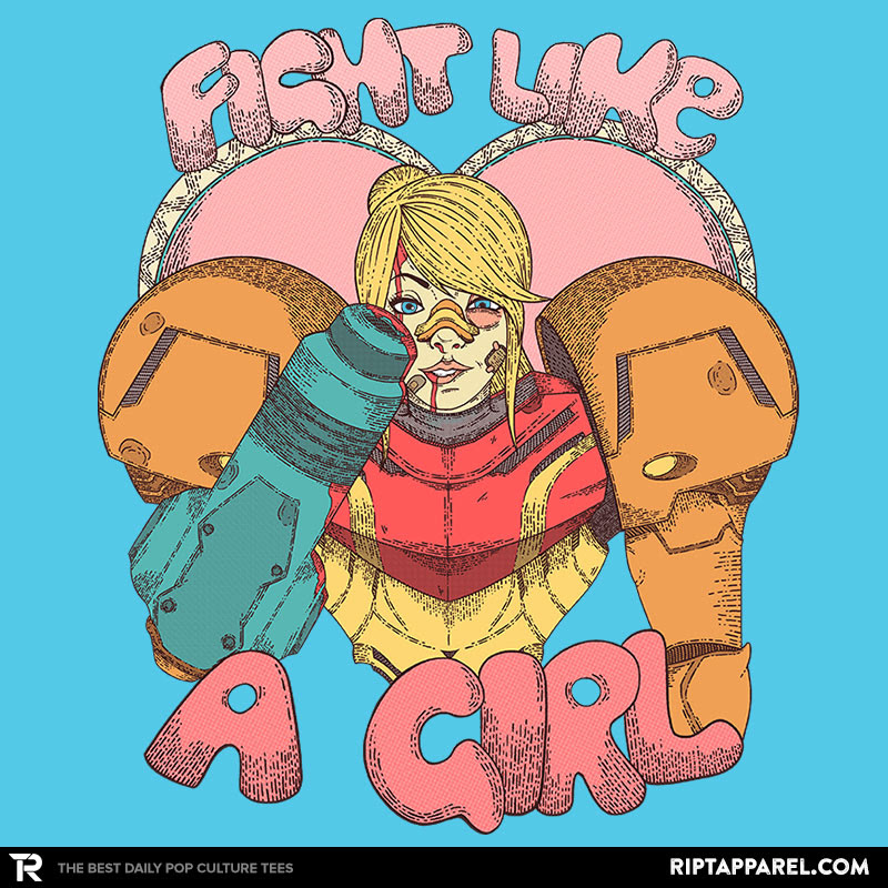 Fight Like A Bounty Girl