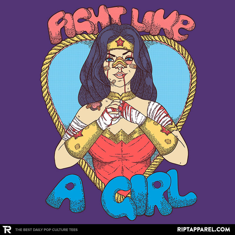 Fight Like A Woman