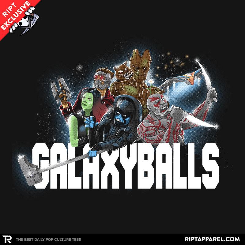 Galaxyballs