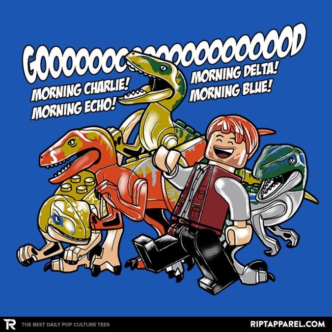 Good Morning Raptors