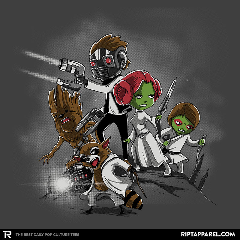 Guardians of the Stars