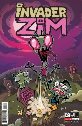 INVADERZIM #1 COVER AARON ALEXOVICH DIRECT MARKET 4x6 WEB