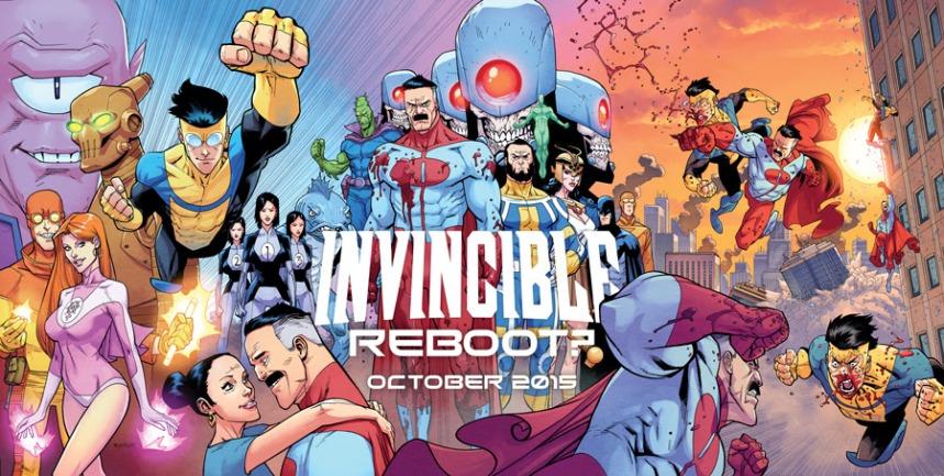 Invincible Reboot