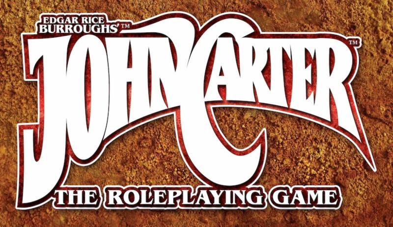 John Carter RPG