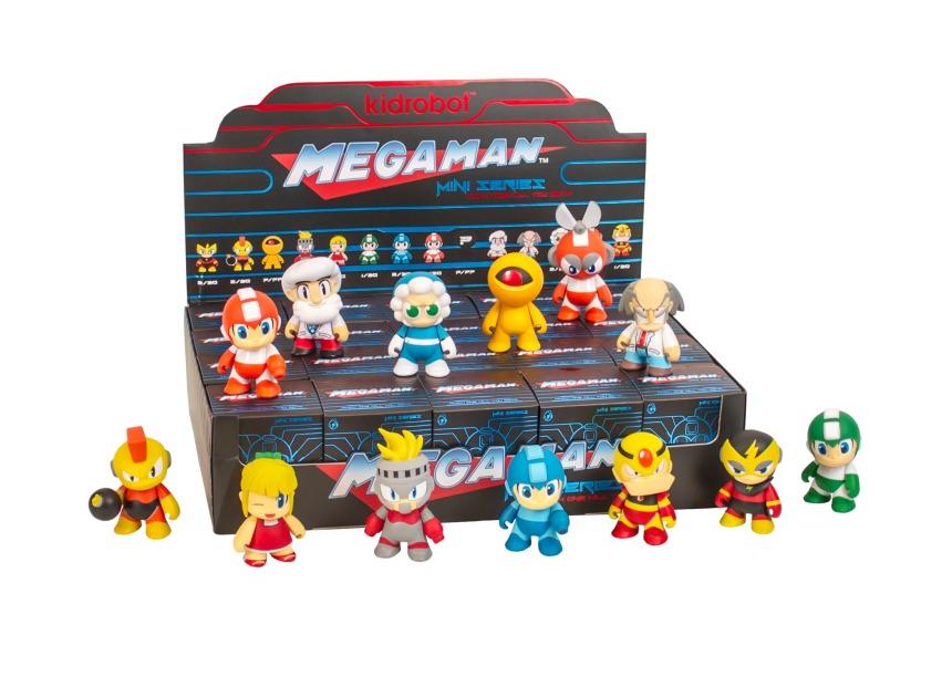Kidrobot Mega Man 1
