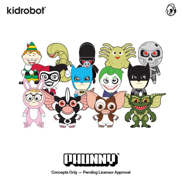 Kidrobot Phunny