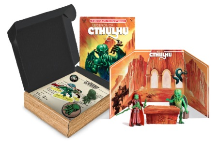 Legends of Cthulhu Collector Kit 2