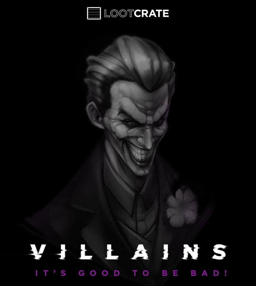 Loot Crate Villains 2