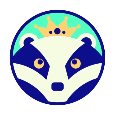 Lumberjanes Badges_SDCC_Badger of Honor