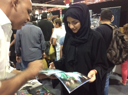 middle east comic con dubai4