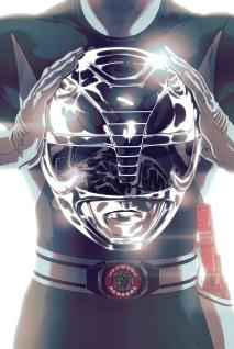 MMPR SDCC - Black Ranger