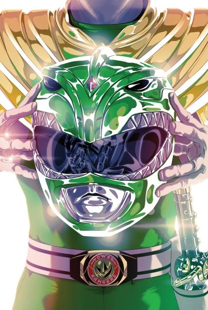 MMPR SDCC - Green Ranger