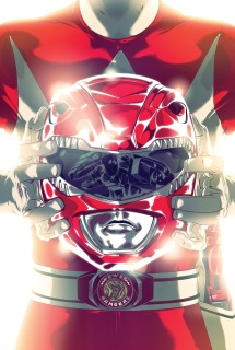 MMPR SDCC - Red Ranger