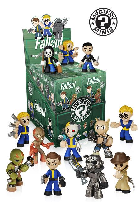 Mystery Mini Fallout 1