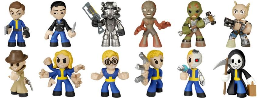 Mystery Mini Fallout 2