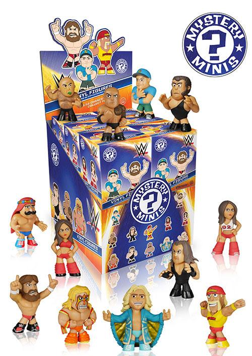 Mystery Minis WWE