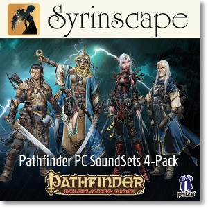 Pathfinder PC SoundSets