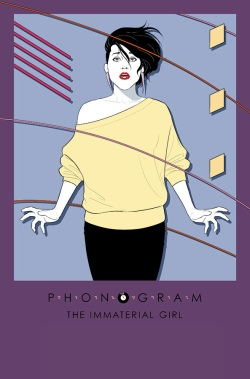 PHONOGRAM THE IMMATERIAL GIRL #1