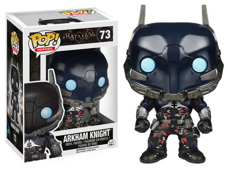 Pop! Heroes Batman Arkham Knight Arkham Knight