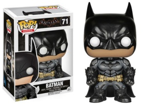 Pop! Heroes Batman Arkham Knight Batman