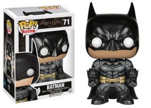 Pop! Heroes Batman Arkham Knight Batman