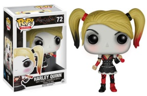 Pop! Heroes Batman Arkham Knight Harley Quinn