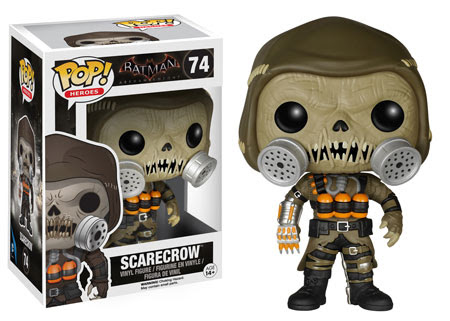 Pop! Heroes Batman Arkham Knight Scarecrow