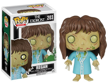 POP Movies The Exorcist Regan