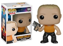 POP! Movies The Fifth Element Koren Dallas