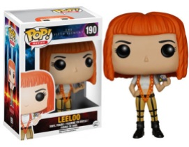 POP! Movies The Fifth Element Leeloo 1