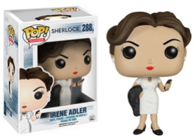 Pop! TV Sherlock Irene Adler