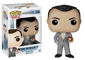 Pop! TV Sherlock Jim Moriarty