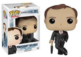 Pop! TV Sherlock Mycroft Holmes