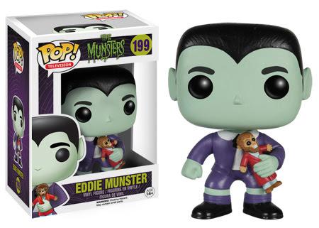 Pop! TV The Munsters Eddie Munster