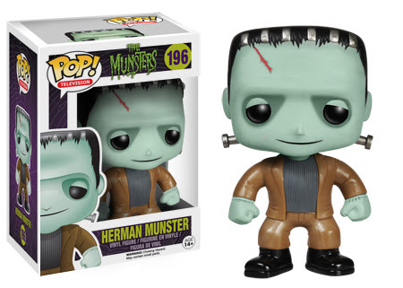 Pop! TV The Munsters Herman Munster
