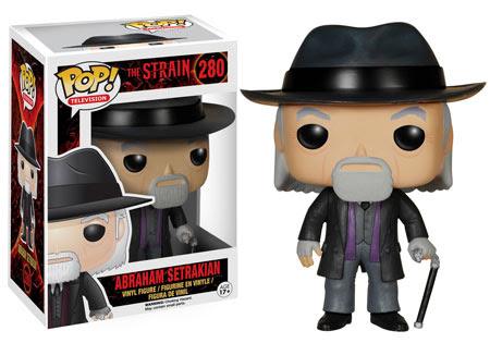 POP TV The Strain Abraham Setrakian