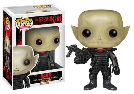 POP TV The Strain Vaun