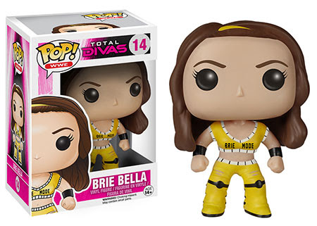 Pop! WWE Total Divas Brie Bella