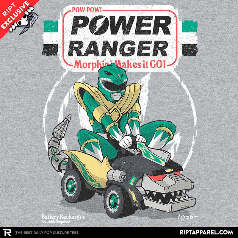 Pow-Pow-Power