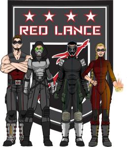 Red Lance