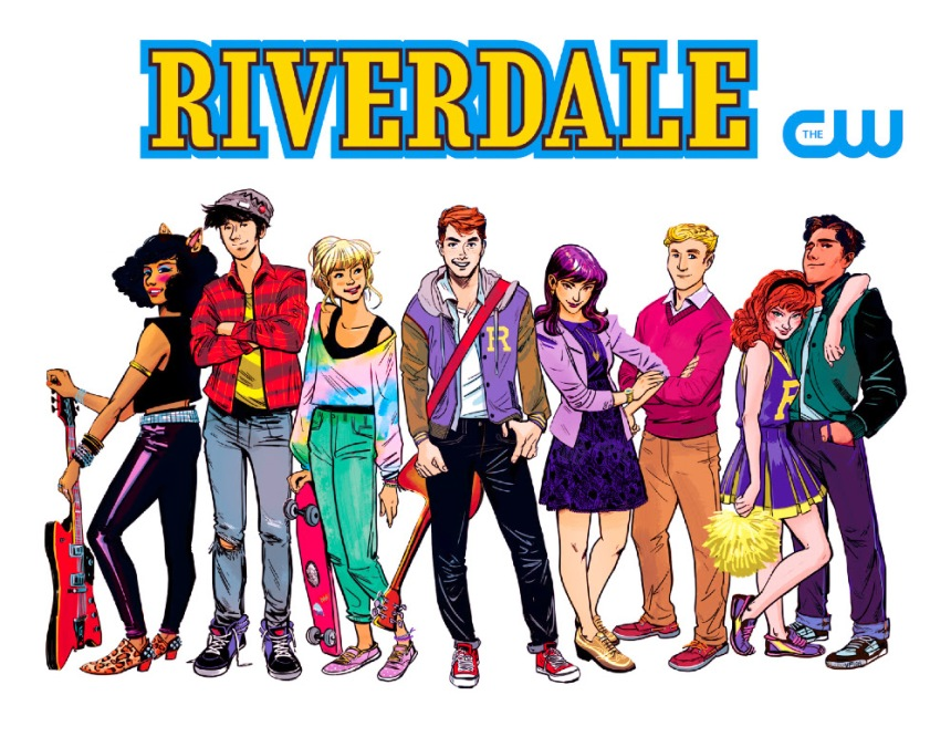 Riverdale Concept Artwork by Veronica Fish