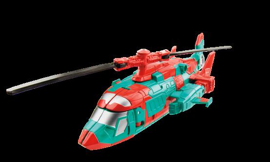 Skyburst Vehicle