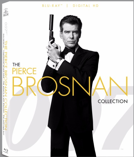 Special Edition James Bond Blu-ray and DVD 5