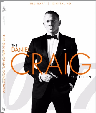Special Edition James Bond Blu-ray and DVD 6